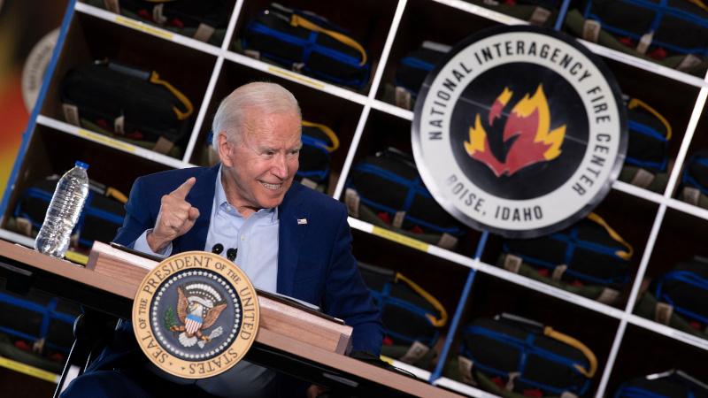 Idahoans Greet Biden With Large Protests – NewsWars
