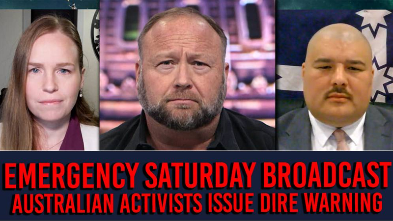 Image for BREAKING: Australians Issue Emergency SOS To The World! — Watch Live