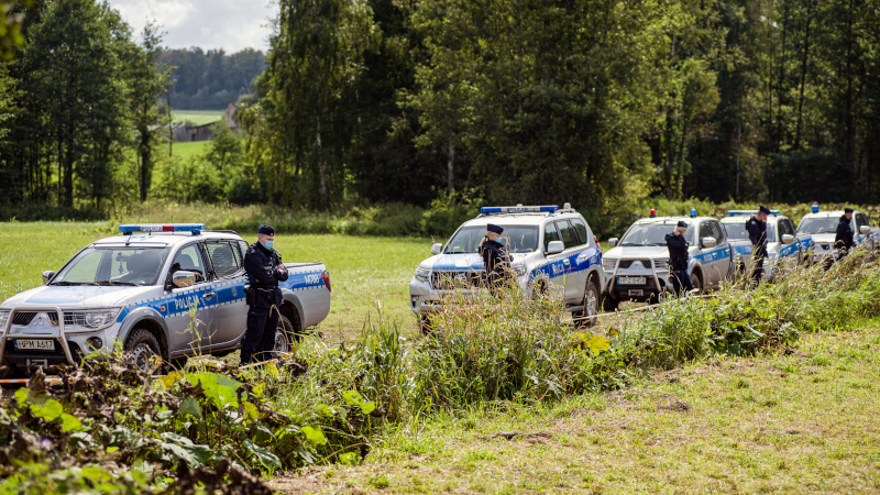 Image for Poland Thwarts 1,000 Illegal Border Crossings in Four Days