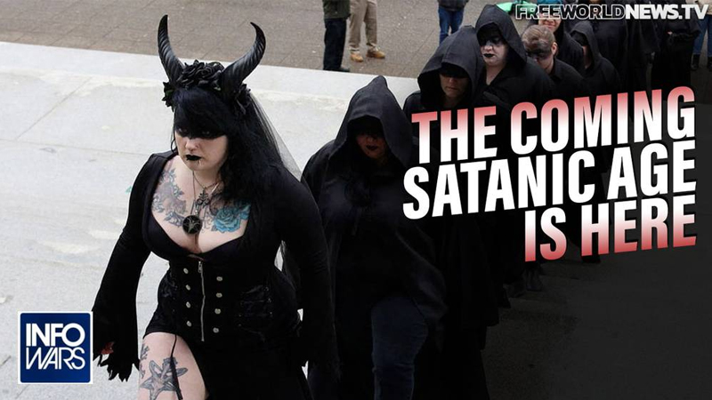 Image for The Coming Satanic Age is Here