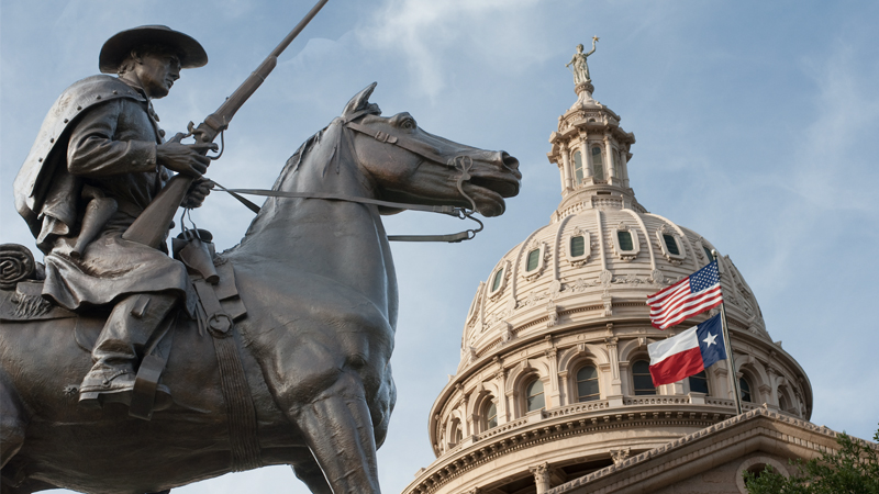 Image for Texas Announces Election Audit in Four Counties — Democrats Melt Down