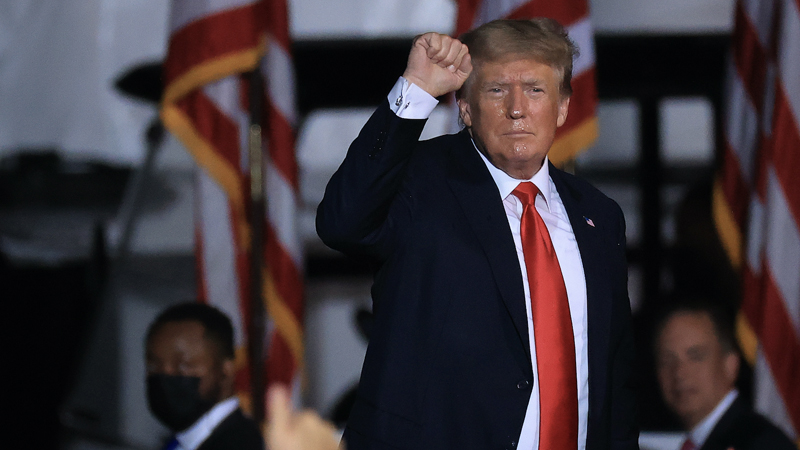 """Image for Trump Holds """"Save America"""" Rally In Georgia To Address Arizona Audit Confirming 2020 Fraud"""