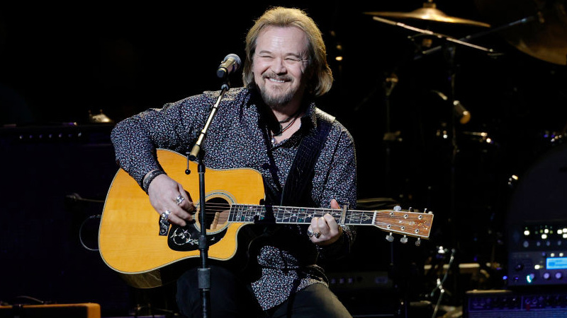 """Image for Country Music Legend Travis Tritt Boycotts """"Any Venue or Promoter Mandating Masks, Requiring Vaccinations, or Pushing COVID Testing"""""""
