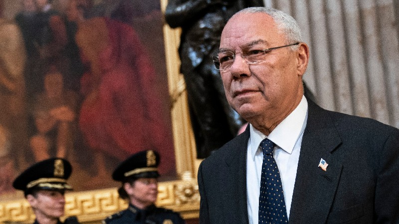"""""""Fully Vaccinated"""" Colin Powell Dies From Covid Complication – NewsWars"""