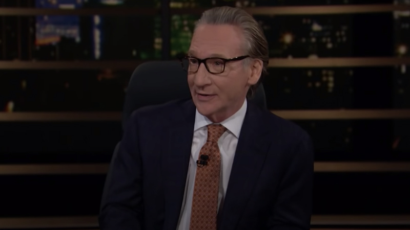 Image for Maher Defends Chappelle, Knocks Critics: 'Everyone Needs to Netflix and Chill The F— Out'