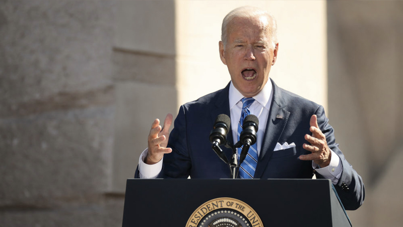 Image for 'Build Back…You Know, The Thing': Americans Have No Idea What's In Biden's Economic Plan