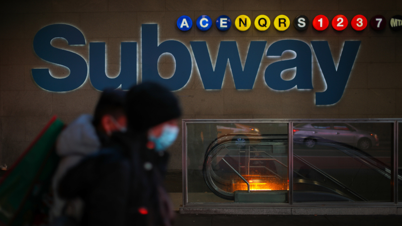 Feds Deploy Non-Toxic Gas on Subway in Test of Bio Attack Preparedness – NewsWars